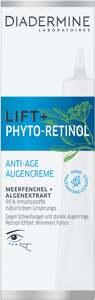 Diadermine Lift+ Phyto-Retinol Anti-Age Augencreme