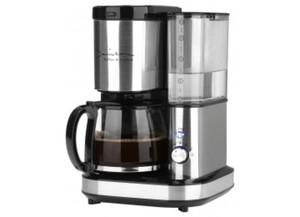 GOURMETmaxx Barista Kaffeemaschine Edelstahl 3383