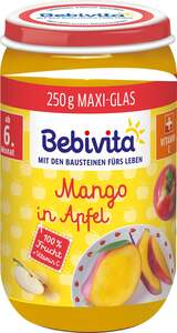Bebivita Bio Mango in Apfel