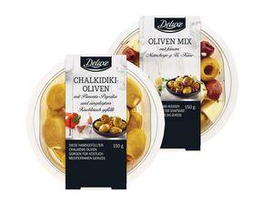 Premium Oliven Selektion