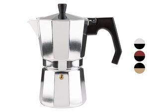 ERNESTO® Espressokocher, für 9 Tassen, aus Aluminium
