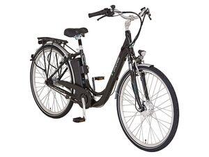 Prophete E-Bike Alu City II, 28 Zoll, 100 km Reichweite