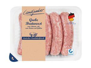 Landjunker Grobe Bratwurst
