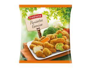 Freshona Paniertes Gemüse