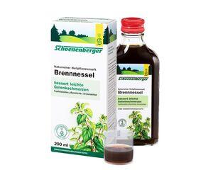 Schoenenberger Naturreiner Heilpflanzensaft Brennnessel