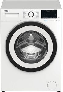 BEKO Waschmaschine WMO81465STR1, 8 kg, 1400 U/min