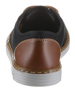 Rieker Sneaker mit kontrastfarbenen Details