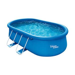 Quick Set Oval Pool 457 cm1