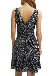 Esprit Collection Cocktailkleid mit femininem Rückenausschnitt