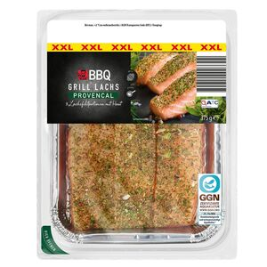 BBQ Grill-Lachs, XXL-Packung 375 g