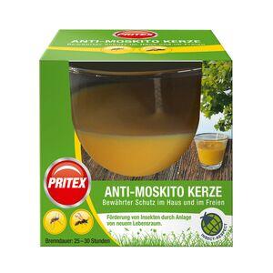 PRITEX Anti-Moskito-Kerze