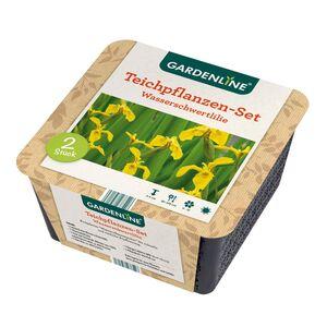GARDENLINE®  Teichpflanzen-Set