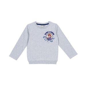 Sweatshirt mit Hologramm Frozen Gr.110/116