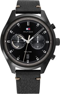 TOMMY HILFIGER Multifunktionsuhr »Casual, 1791731«