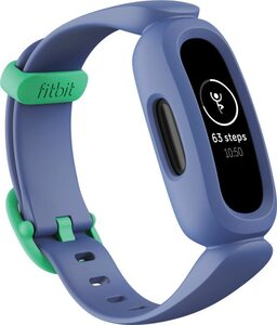fitbit Ace 3 Smartwatch (1,47 cm/3,73 Zoll, FitbitOS5) Set, Charge 4 (3,92 cm/1,54 Zoll)