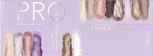 Catrice Lidschatten-Palette »Pro Lavender Breeze Slim Eyeshadow Palette«