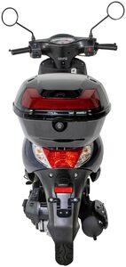 GT UNION Mofaroller »Matteo 50-25«, 50 ccm, 25 km/h, Euro 5, mit Topcase