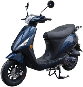 GT UNION Motorroller »Matteo 25«, 50 ccm, 25 km/h, Euro 5