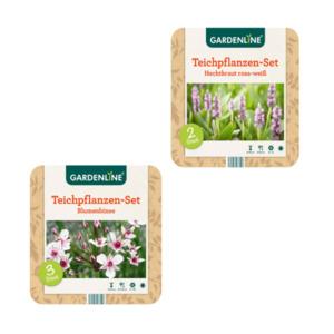 GARDENLINE     Teichpflanzen-Set