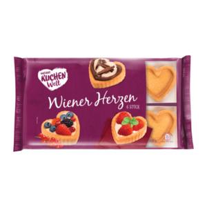 MEINE KUCHENWELT     Wiener Herzen