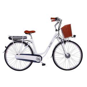 Llobe Motion 2.0 City E-Bike White Motion 2.0 10,4AH