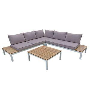 Garden Pleasure Lounge-Set VALENTINA, 4tlg.