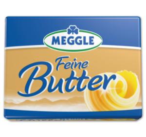 MEGGLE Feine Butter oder Streichzart