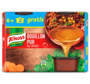 KNORR Bouillon pur