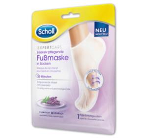 SCHOLL Fußpflege Fußmaske