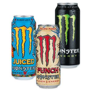 Monster Energy Energydrink