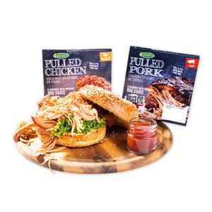 TILLMAN'S Pulled Pork / Pulled Chicken