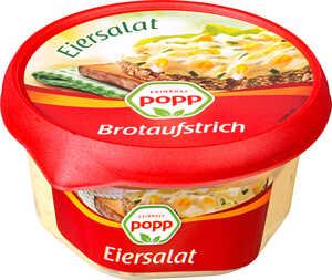 POPP  Pikanter Brotaufstrich