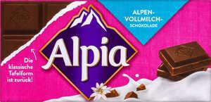 ALPIA  Schokolade