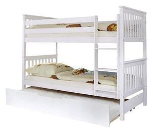 Etagenbett in Weiß ´926061 SAMMY´