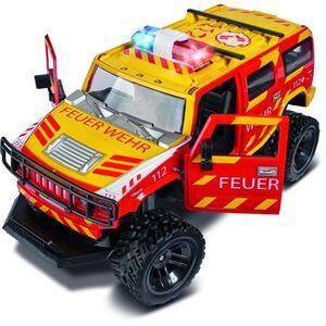 CARSON - RC Hummer Feuerwehr