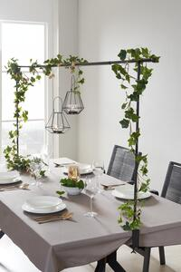 Tisch-Dekorationsgestell Rack aus Metall in Schwarz