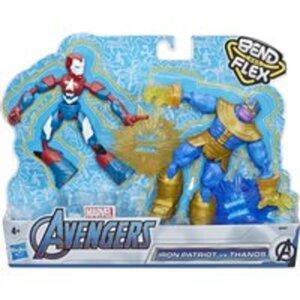 Avengers Bend Flex Duopack
