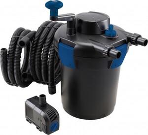 T.I.P. Teichdruckfilter TFP 5000 UV für Teiche mit max. 5.000 Liter