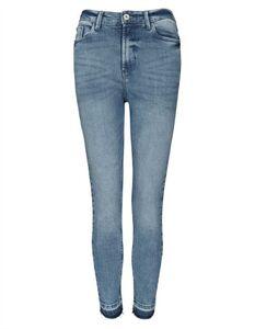 Damen Jeans- Ausgefranste Abschlüsse