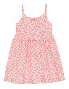 Mädchen Kleid - Allover-Print
