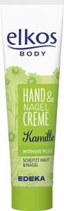 elkos Hand & Nagelcreme Kamille 30 ml