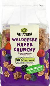 Alnatura Bio Waldbeere Hafer Crunchy 375G