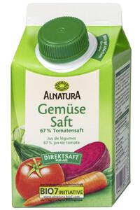 Alnatura Bio Gemüsesaft 0,5 ltr