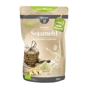 BFF Bio Premium Sojamehl aus gerösteten Sojabohnen 350 g