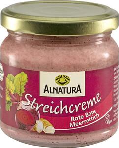 Alnatura Bio Streichcreme Rote Bete-Meerrettich 180 g