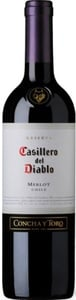 Concha y Toro Casillero Del Diablo Merlot 0,75 ltr