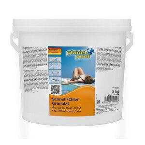 Schnell Chlor Granulat, 3kg