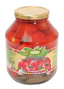 """Eingelegte Tomaten """"Malosolnie"""""""