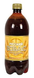 """Gärgetränk auf Malzbasis """"Russkij kvas"""""""