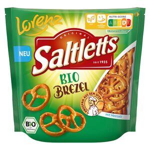 Lorenz®  Saltletts Laugen Cracker oder Bio Brezel 150 g